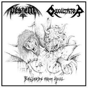 Occultator / Pestem / Bastards from Hell